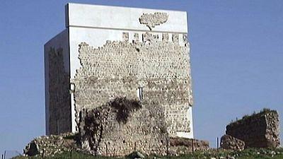 El castillo de Matrera en Cádiz recibe un prestigioso premio de arquitectura