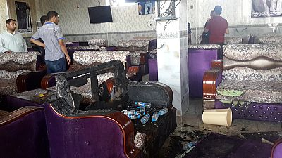 Al menos 17 muertos en un atentado contra una pe�a madridista en Irak