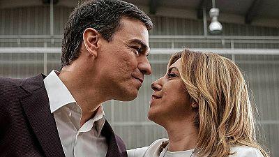 """Sánchez promete """"decencia, diálogo y dedicación"""" en su proclamación"""