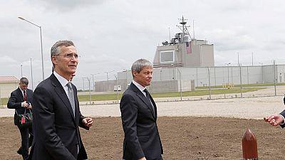 Rumanía acoge una base del escudo antimisiles en Deveselu