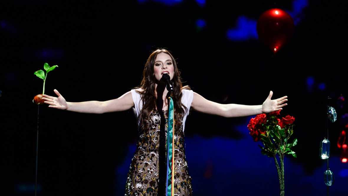 Eurovisión 2016 - Italia: Francesca Michielin canta 'No degree of separation'