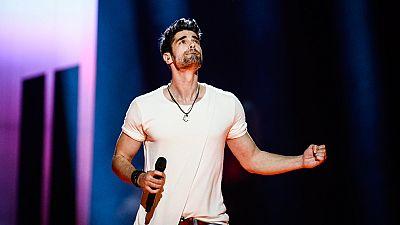 Eurovisi�n 2016 - Hungr�a: Freddie canta 'Pioneer'