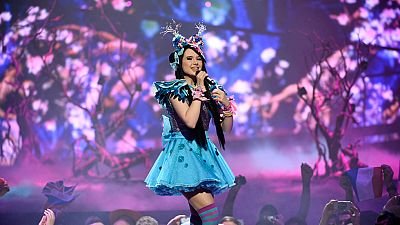 Eurovisión 2016 - Alemania: Jamie-Lee Kriewitz canta 'Ghost'