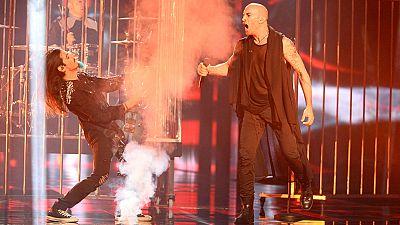 Eurovisión 2016 -  Chipre: Minus One canta 'Alter ego'