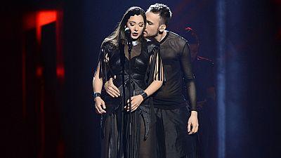 Eurovisión 2016 - Serbia: Sanja Vucic canta 'Goodbye (Shelter)'