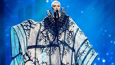 Eurovisi�n 2016 - Croacia: Nina Kraljic canta 'Lighthouse'
