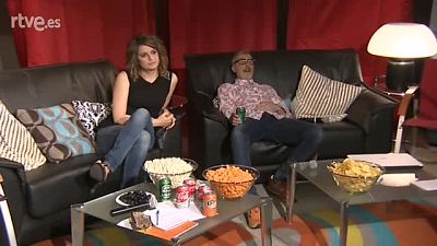 Arranque de la retransmisi�n canalla de Eurovisi�n de RTVE.es