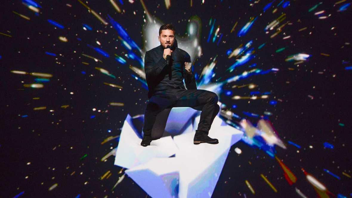 Eurovisión 2016 - Rusia: Sergey Lazarev canta 'You Are The Only One'