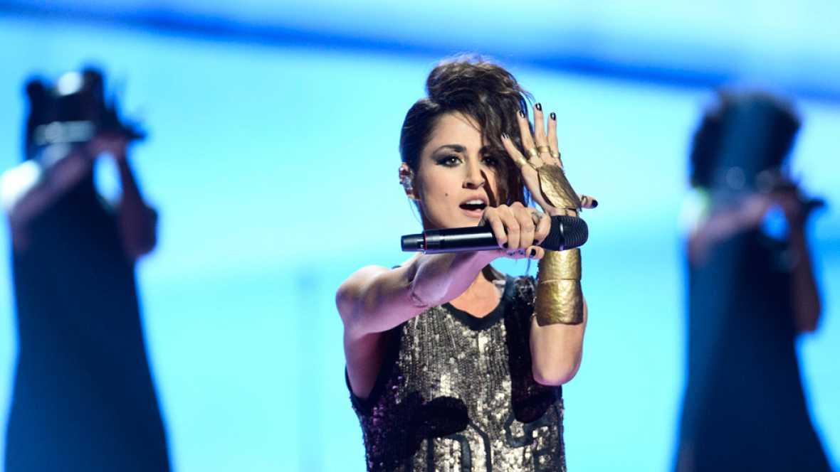 Eurovisi�n 2016 - Espa�a: Barei canta 'Say yay!'