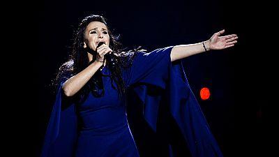 Eurovisi�n 2016 - Ucrania: Jamala canta '1944'