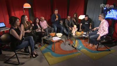 Las actuaciones de Eurovisión, comentadas en la retransmisión canalla de RTVE.es