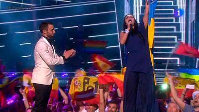 Eurovisi�n 2016 - Ucrania gana el Festival de Eurovisi�n 2016