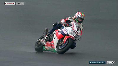 Motociclismo - Campeonato del Mundo Superbike. WSBK 2ª carrera. Prueba Malasia - ver ahora