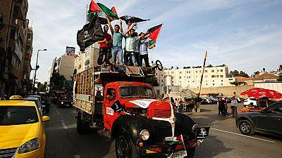 Los palestinos conmemoran la Nakba y recuerdan su exilio tras la creación del estado de Israel