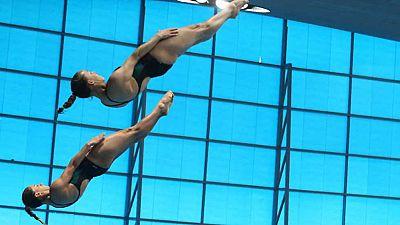 Natación Saltos - Campeonato de Europa. Final 3 metros. Sincronizado Femenino - Ver ahora