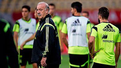 Del Bosque convoca ma�ana la prelista de seleccionados para la Euro 2016