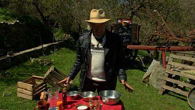 Juan Plantas y su receta de mostaza