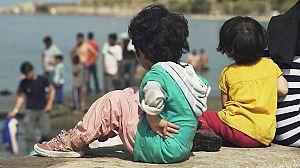 La voz de los niños emigrantes