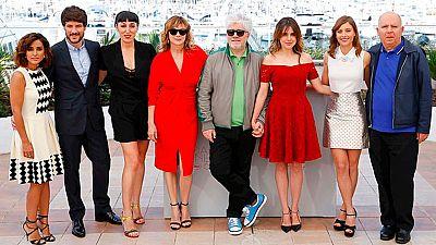 'Julieta' última película de  Pedro Almodóvar dentro de la sección oficial del Festival de Cannes