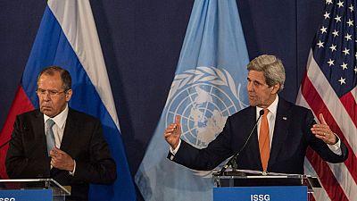 La comunidad internacional intenta en Viena relanzar las negociaciones de paz sobre Siria
