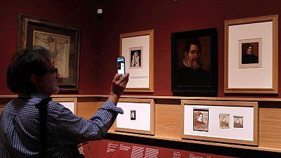 Exposición en el Museo del Prado sobre el primer libro de historia de arte ilustrado