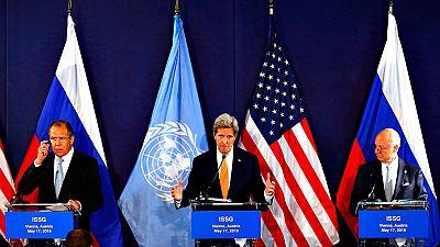 Escasos avances en la crumbre internacional sobre Siria celebrada en Viena