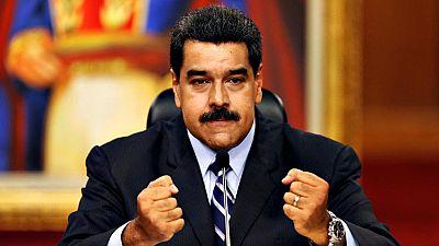 Maduro vuelve a denunciar un intento de golpe de estado en el primer día de estado de excepción