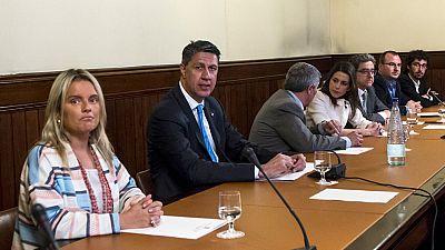 Las víctimas del terrorismo: 'es indignante que un parlamento democrático dé voz a un verdugo'
