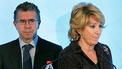 Marjaliza sugiere que Esperanza Aguirre participó en una reunión con Granados para hablar de recalificaciones