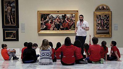 Jornada de puertas abiertas con visitas guiadas y múltiples actividades en el día internacional de los museos