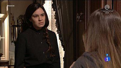 Acacias 38 - Leonor y Rosina no creen en la inocencia de Casilda