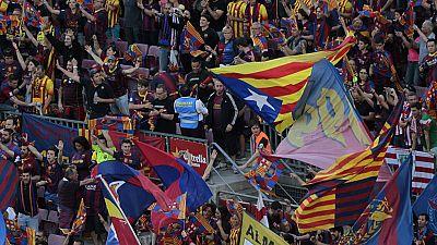 El Gobierno prohíbe las esteladas en la final de la Copa del rey y Puigdemont no acudirá en protesta