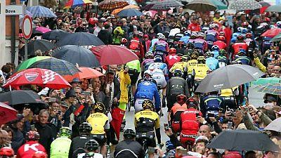Ciclismo - Giro de Italia, 12ª Noale - Bibione (1ª parte) - ver ahora