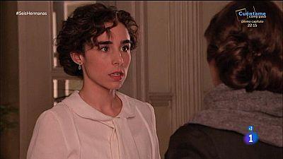 Seis Hermanas - Sof�a le cuenta a Celia los planes de fuga de Elisa