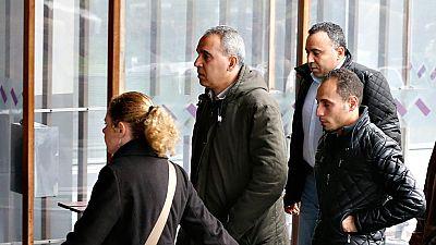 Dolor e incredulidad entre los familiares y amigos de los franceses que iban a bordo del avión de EgyptAir