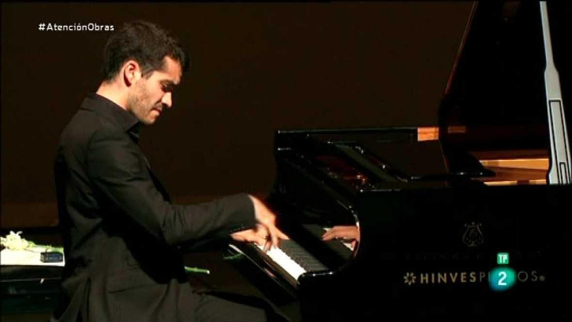 Juan Pérez Floristán, pianista autodidacta
