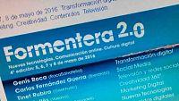 C�mara abierta 2.0 - Formentera 2.0; Luis Moya en el 600 de Jorge Todol�; Periodismo de datos; y Lidia Navarro en 1minutoCOM - ver ahora