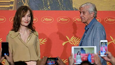'Elle' cierra Cannes como favorita para la Palma de Oro