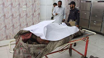 Muere el líder de los talibanes, el mulá Mansur, en un ataque de EE.UU.