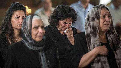 Los egipcios dan el pésame a la familia de la azafata del avión siniestrado