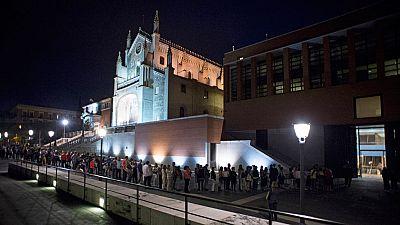 """Toda Europa celebró """"La noche de los museos"""""""