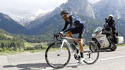 Ciclismo - Giro de Italia, 15ª Castelrotto - Alpe di Siusi (1ª parte) - ver ahora