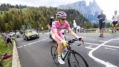 Ciclismo - Giro de Italia, 15ª Castelrotto - Alpe di Siusi (2ª parte) - ver ahora