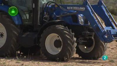 Agrosfera - Laboratorio de ideas - Tractor de metano