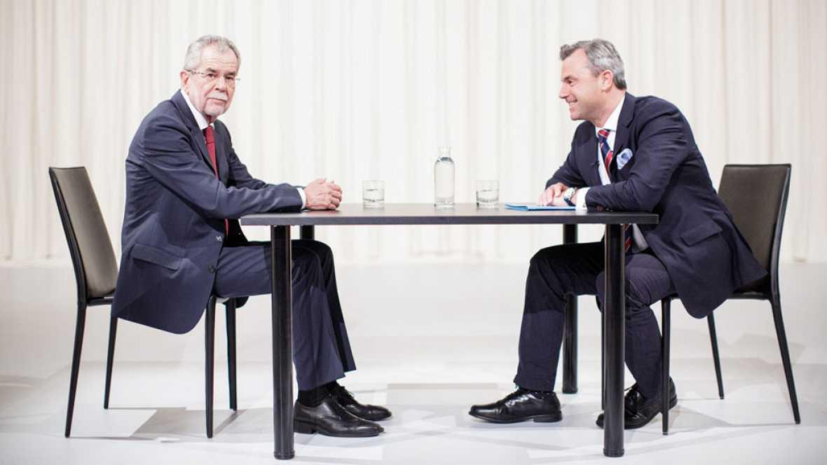 El ecologista Van der Bellen gana la presidencia de Austria