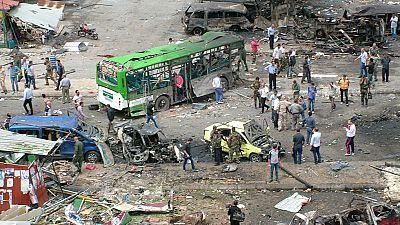 Decenas de muertos en varios atentados en Tartús y Yabla, feudos del régimen sirio