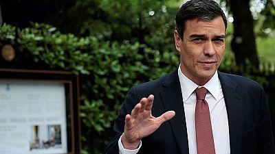 Sánchez pide a los progresistas que quieran cambio que voten al PSOE