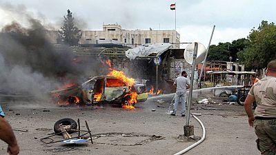 Una cadena de atentados del Estado Islámico deja decenas de muertos en dos ciudades costeras de Siria
