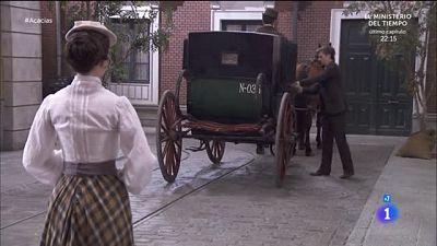 Acacias 38 - Teresa descubre que Humildad es la prometida de Mauro