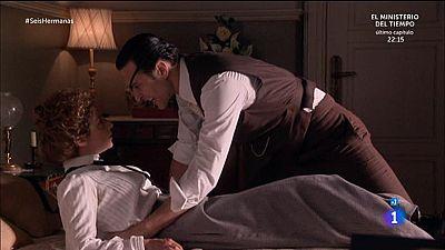 Seis Hermanas - Luis pilla a Beatriz hurgando entre sus cosas